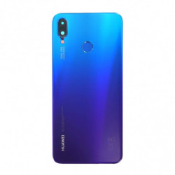 Huawei vitre arriere P Smart Plus iris violet