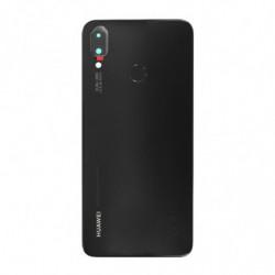 Huawei vitre arriere P Smart Plus noir