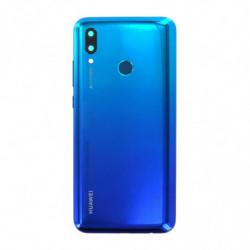 Vitre arriere Huawei P Smart 2019 Aurora bleu