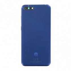 Huawei vitre arriere Y6 2018 bleu
