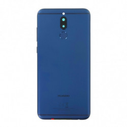 Vitre arriere Huawei Mate 10 Lite bleu