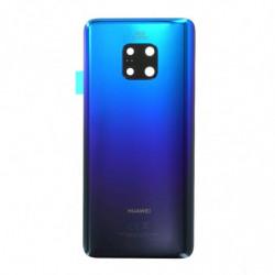 Vitre arriere Huawei Mate 20 Pro Twilight