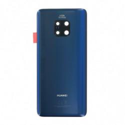 Vitre arriere Huawei Mate 20 Pro bleu