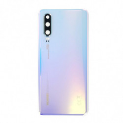 Huawei vitre arriere P30 cristal respiratoire