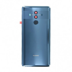 Vitre arriere pour Huawei Mate 10 Pro Bleu