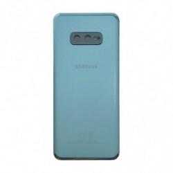Samsung vitre arriere Galaxy S10e vert