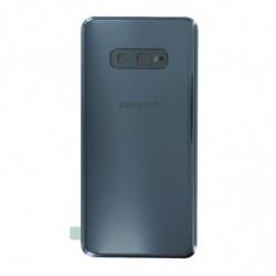 Samsung vitre arriere Galaxy S10e noir