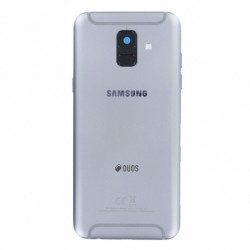 Vitre arriere Samsung Galaxy A6 (2018) Duos Violet