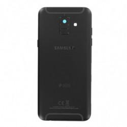 Vitre arriere Samsung Galaxy A6 (2018) Duos Noir