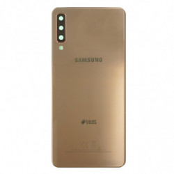Vitre arriere Samsung Galaxy A7 (2018) Duos or