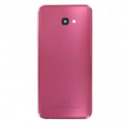 Samsung Galaxy J4+ Vitre arriere rose
