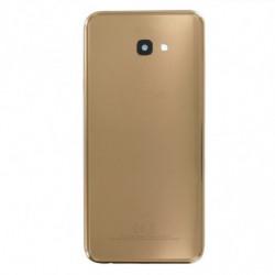 Vitre arriere Samsung Galaxy J4+ Or