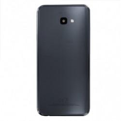 Vitre arriere Samsung Galaxy J4+ noir