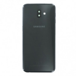 Vitre arriere Samsung Galaxy J6 (2018) noir