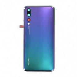Vitre arriere pour Huawei P20 Pro crépuscule