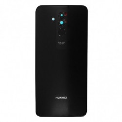 Vitre arriere Huawei Mate 20 Lite noir