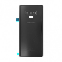 Samsung Galaxy Note 9 Vitre arriere noir