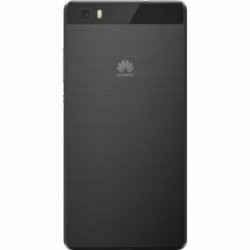 Vitre arriere Huawei P8 Lite noir