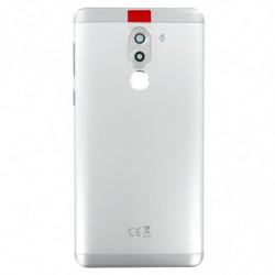 Vitre arriere pour Huawei Honor 6X blanc