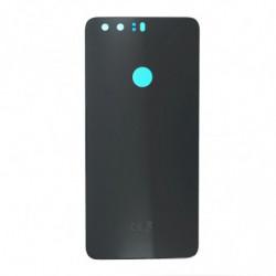 Vitre arriere pour Huawei Honor 8 noir