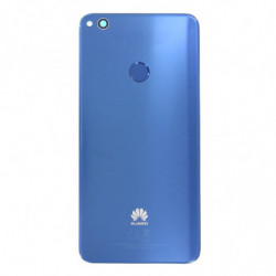 Vitre arriere Huawei P8 Lite 2017 bleu