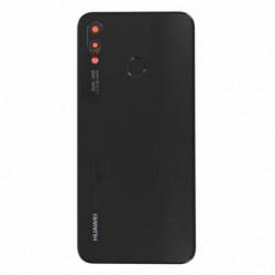 Huawei vitre arriere P20 Lite noir