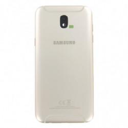 Vitre arriere pour Samsung Galaxy J5 2017 Or