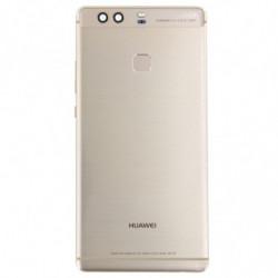 Vitre arriere du Huawei P9 Plus or