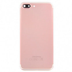 Vitre arriere iPhone 7 Plus or rose