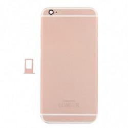 Vitre arriere iPhone 6s Plus rosé