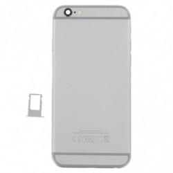 Vitre arriere iPhone 6 gris