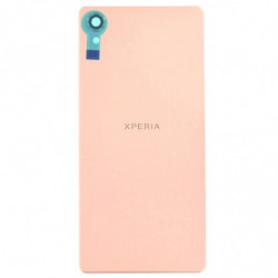 Sony Xperia X F5121 Vitre arriere rosé