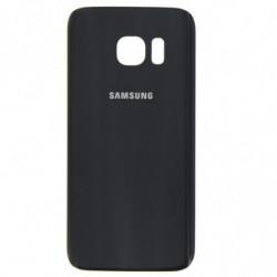 Vitre arriere Samsung Galaxy S7 noir