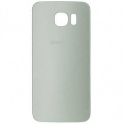Vitre arriere pour Samsung Galaxy S6 Or