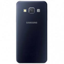 Samsung Galaxy A3 Vitre arriere noir