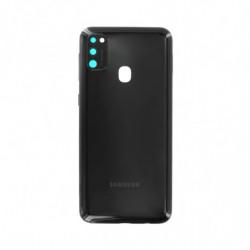 Vitre arriere Samsung Galaxy M21 noir