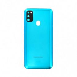 Samsung vitre arriere Galaxy M21 vert
