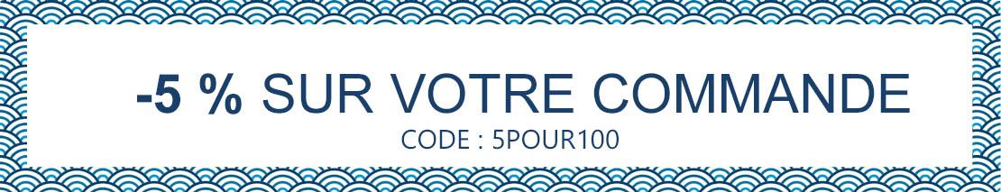 code de reduction